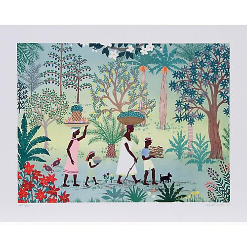 Jamaican Jungle by Jack Hofflander