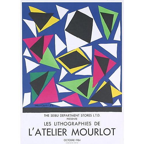 Papiers Découpés by Henri Matisse