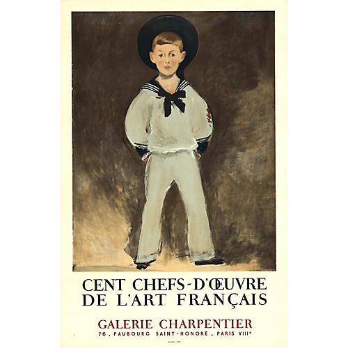 Cent Chefs-D'oeuvre De L'Art Français