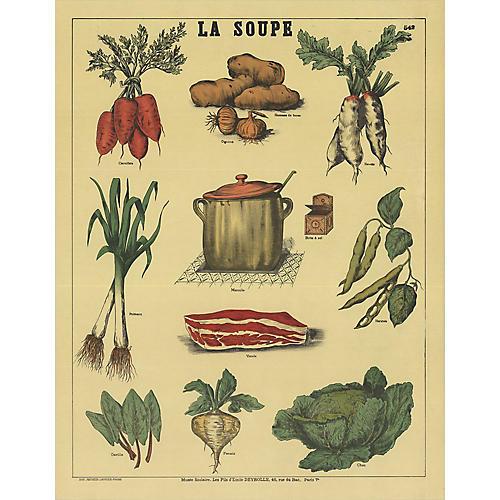 Emile Deyrolle - La Soupe