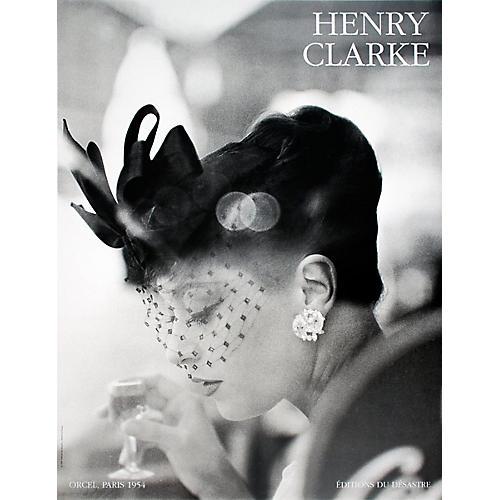 Orcel, Paris (1954) by Henry Clarke