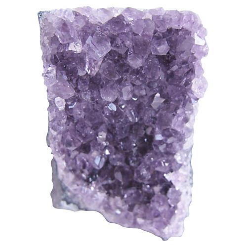 Geode Crystal Amethyst Specimen