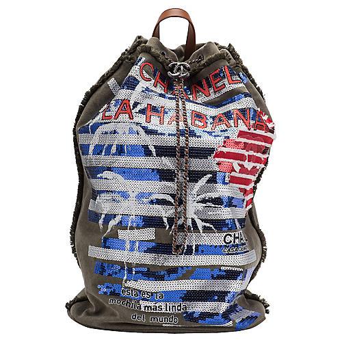 Chanel Coco Cuba Backpack