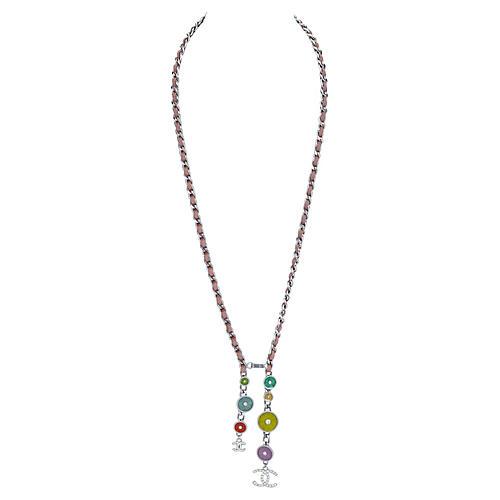 Chanel Enamel Necklace/Belt