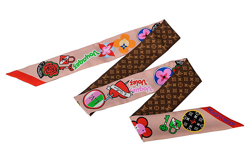 Louis Vuitton Stickers Twilly