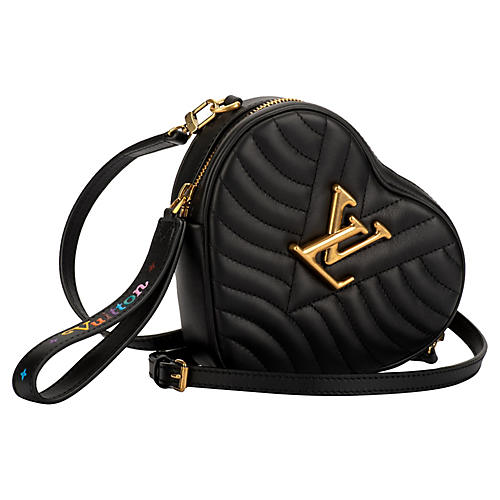 Louis Vuitton Black Heart Cross Body