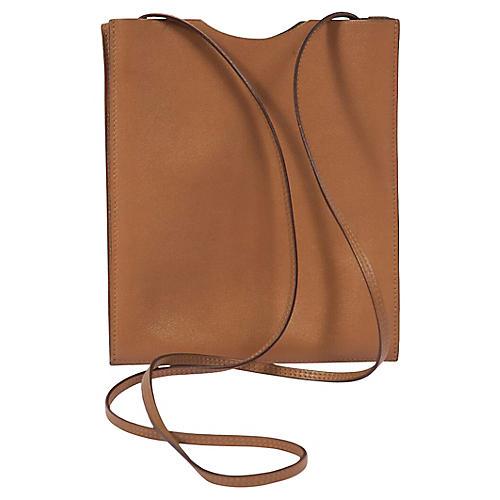 Hermès Gold Swift Cross-Body Bag