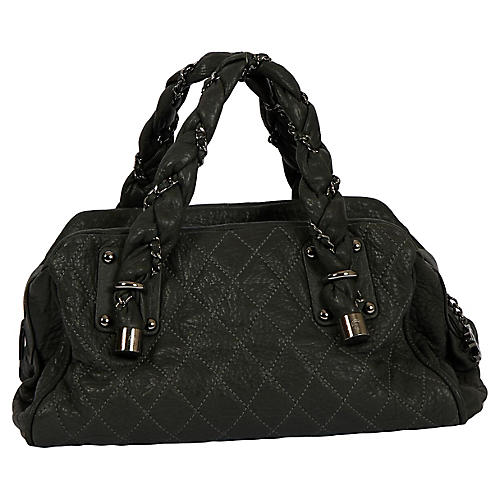 Chanel Lady Braid Handbag