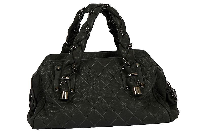 Chanel Lady Braid Handbag