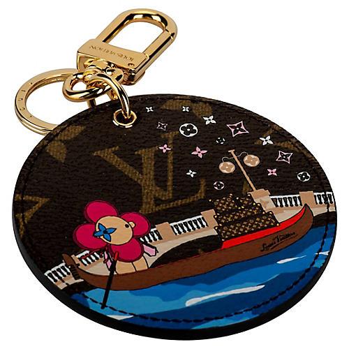 Louis Vuitton Venice Keychain