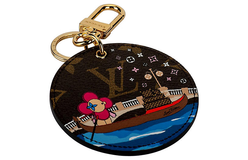 Louis Vuitton Venice Keychain