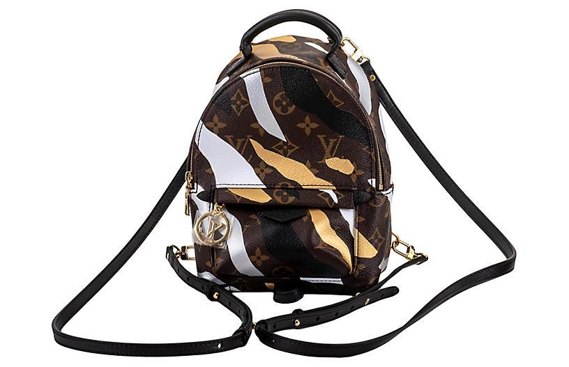 Louis Vuitton Camo Mini Backpack