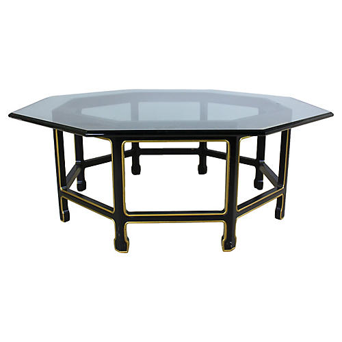 Asian-Style Coffee Table