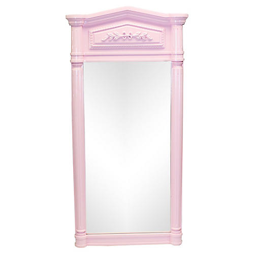 Midcentury Neoclassical-Style Mirror