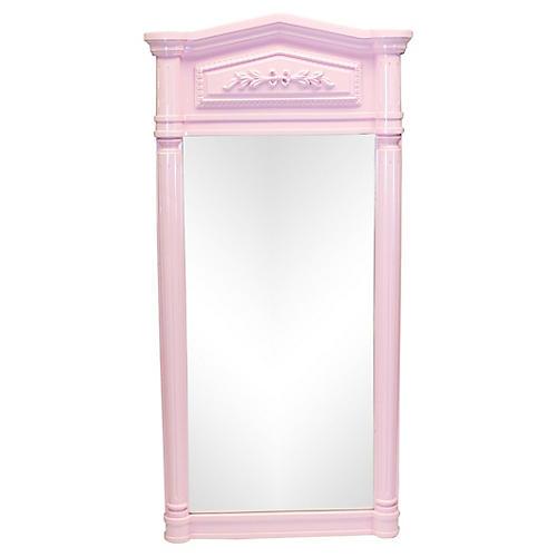 Midcentury Neoclassical-Style Mirror