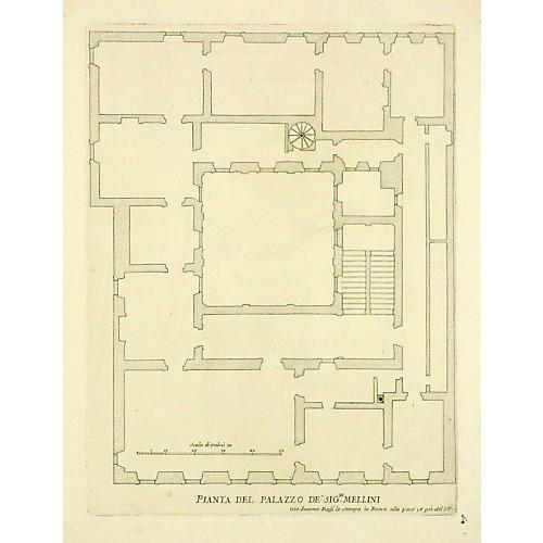 Tuscan Palace, 1650