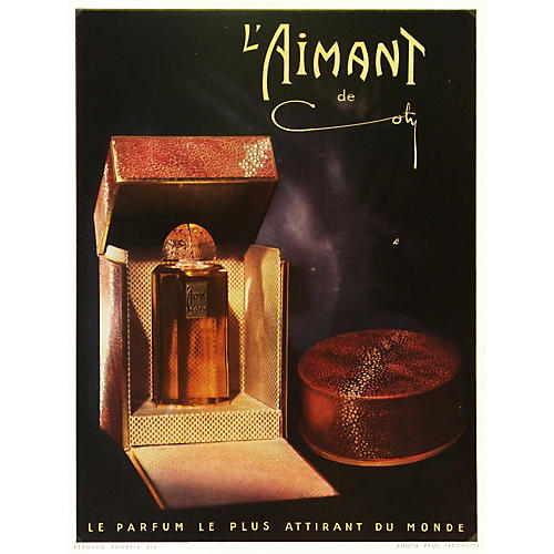 French Perfume, C. 1940