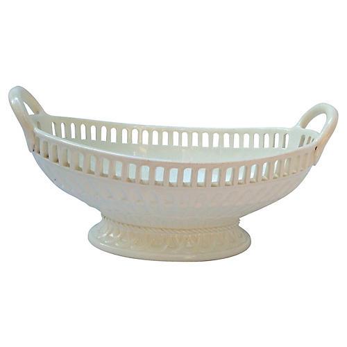 Wedgwood Creamware Bowl