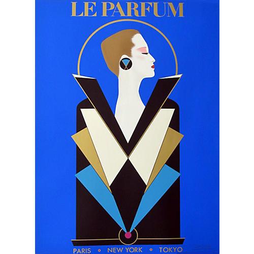 Original Perfume Poster
