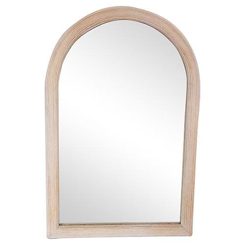 Whitewash Mirror
