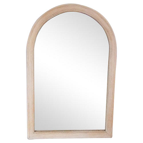 Whitewash Mirror