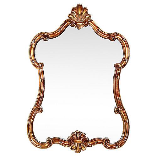 Shell Wall Mirror