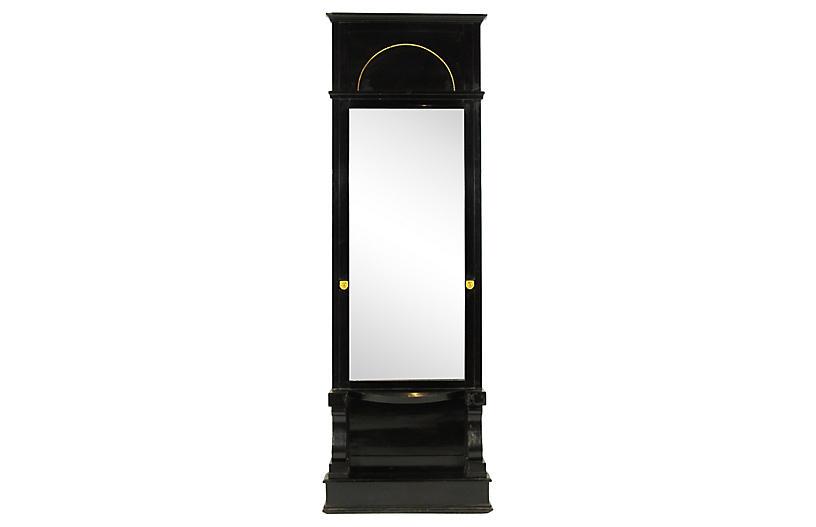 Biedermeier Black Mirror