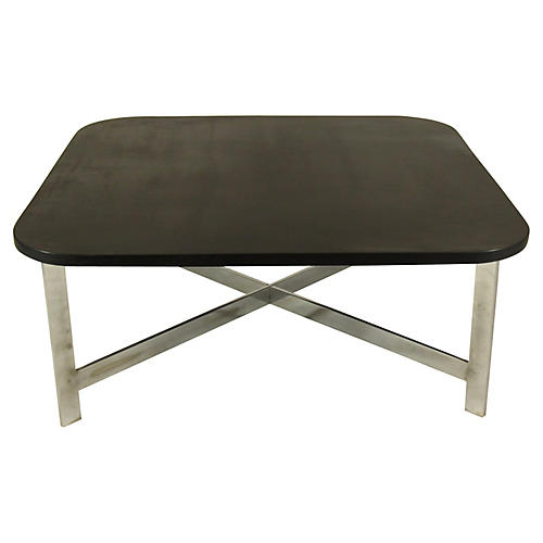 French Mid-Century Modern Coffee Table