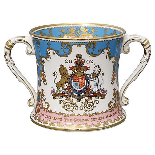 Queen Elizabeth Golden Jubilee Love Cup