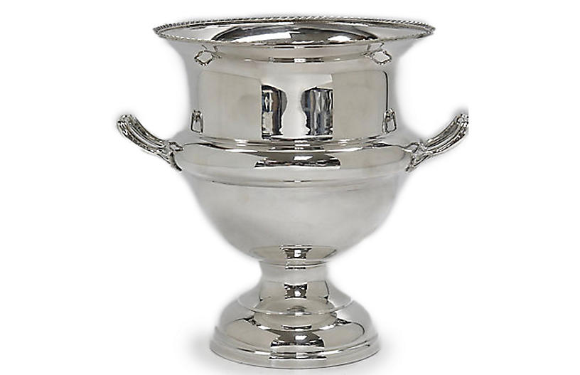 Silver-Plate Hotelware Champagne Bucket