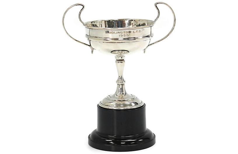 1955 Bridlington Lawn Tennis Club Trophy