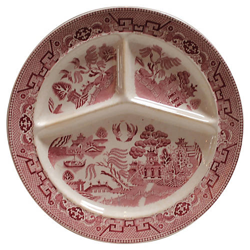 Red Willow Divider Plate