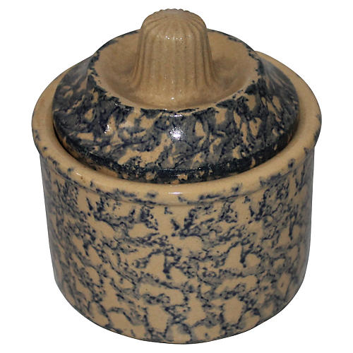 20th-C. Sugar Canister