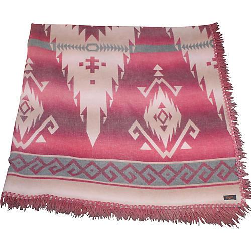 Beacon Indian Design Blanket