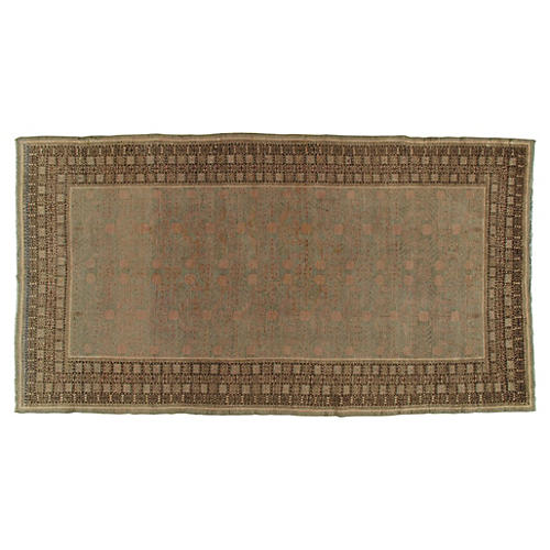 Antique Khotan Rug, 7' x 12'10""