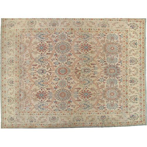 Sultanabad Carpet, 10' x 13'