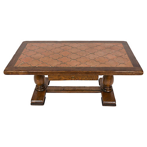 Baroque-Style Coffee Table