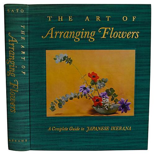 The Art of Arranging Flowers: Ikebana