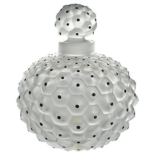 Lalique Cactus Perfume Bottle