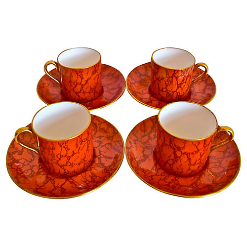 Neiman Marcus Tea Set, 8 Pcs