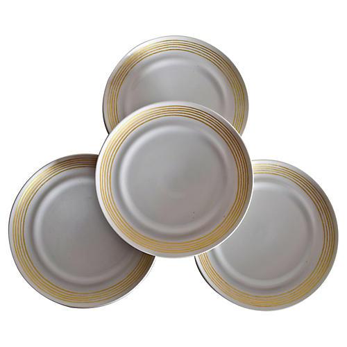 Hutschenreuther Plates, Set of 10