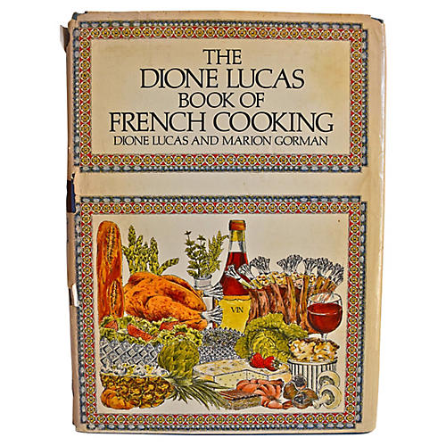 D. Lucas Book of French Cooking, 1st Ed