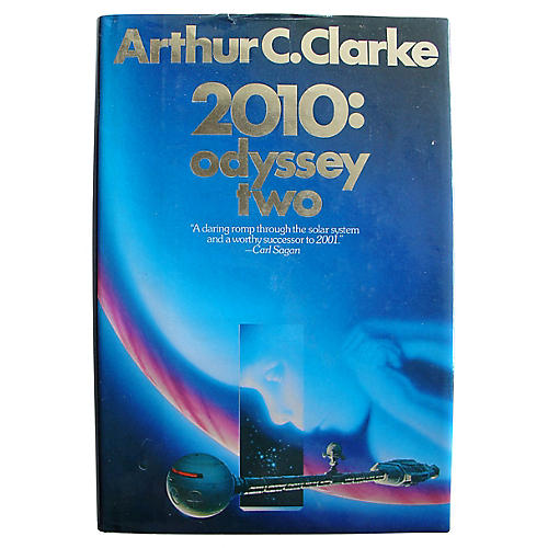 2010: Odyssey Two, 1st Edition