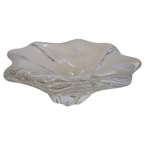 Baccarat Crystal Cadix Dish