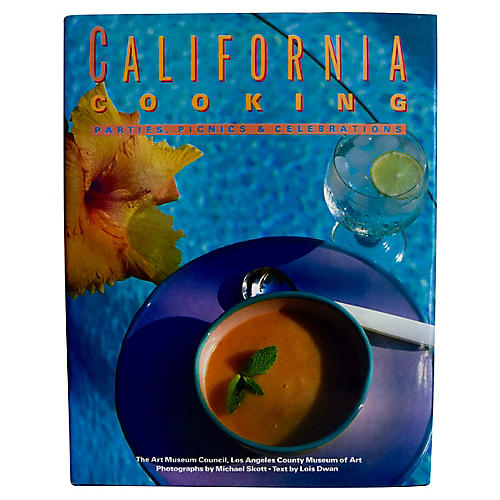 California Cooking, 1st Ed