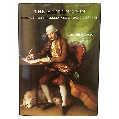 The Huntington: Library, Art Gallery