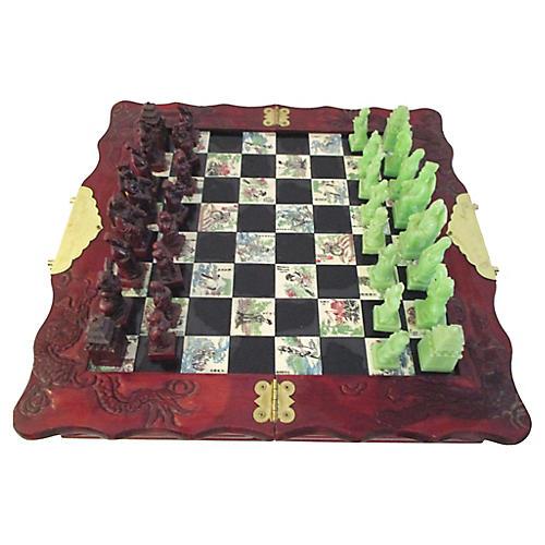 Chess Set, S/33
