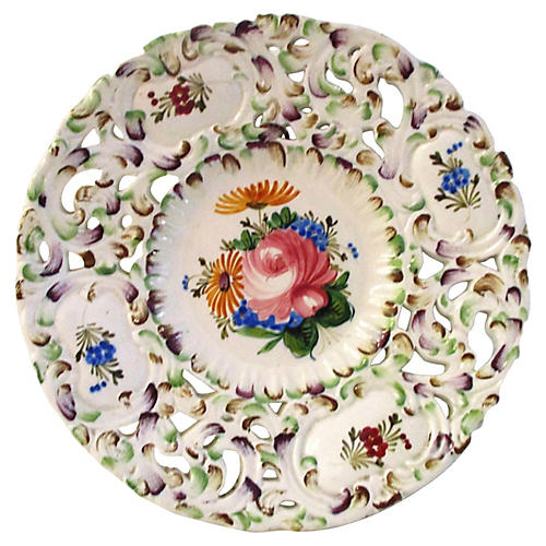 Italian A. Borsato Platter