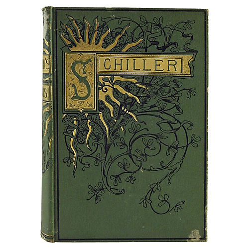 Poems & Ballads of Schiller