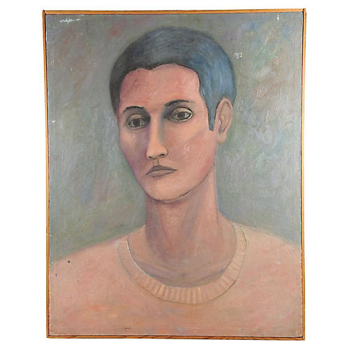 Modernist Portrait